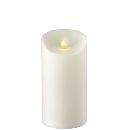 Outdoor Fireless Candle Ivory 3.5