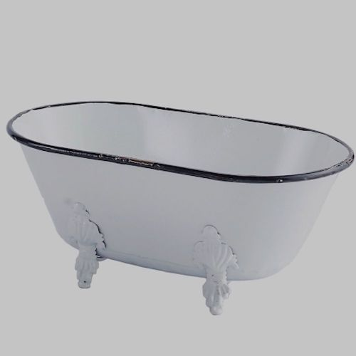 Enamelware Bathtub | Large