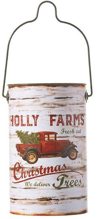Holly Farms Bucket (Small)