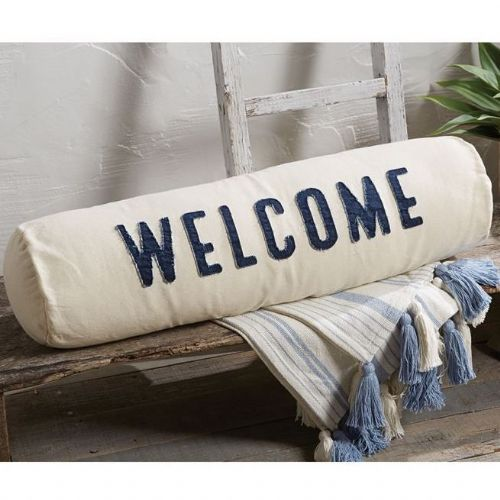 Pillow-Welcome