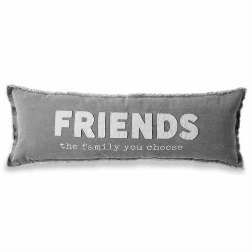 Pillow-Friends, The Family You Choose