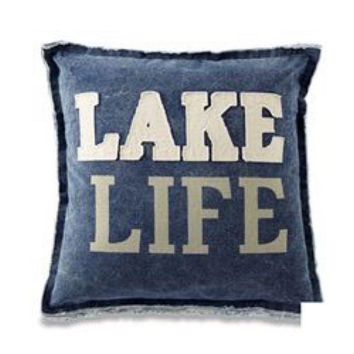 Pillow-Lake Life