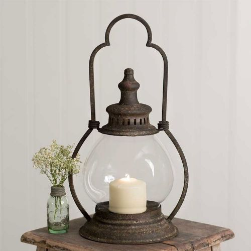 Lantern Fancy Handle