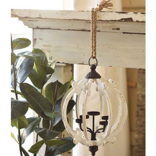 5 candle holder lantern