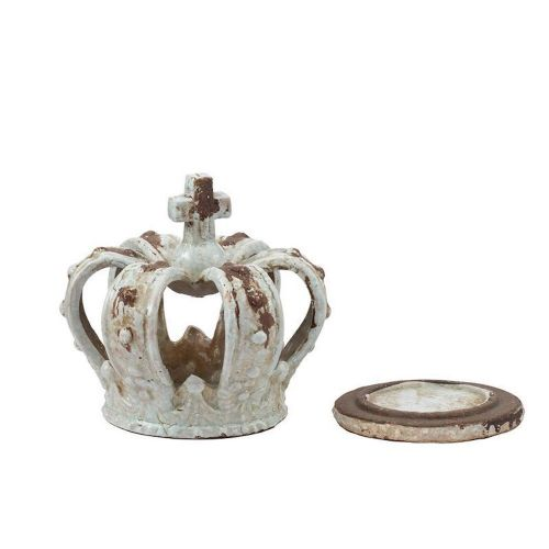 Crown (Small Ceramic Crown Candle Holder)