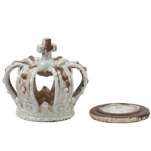 Crown (Large Ceramic Candle Holder)