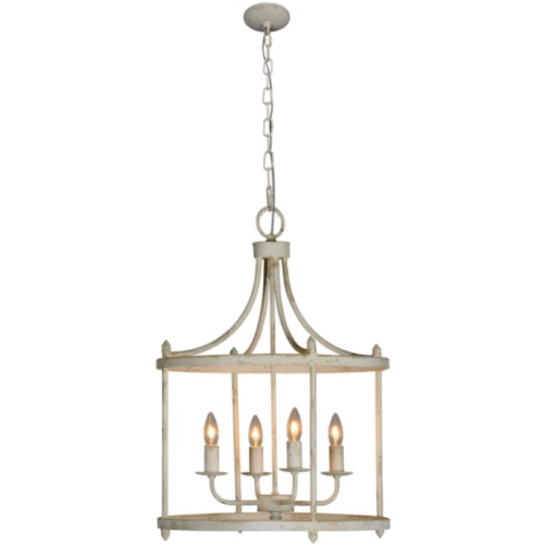 LF Arlington CW 4 Light Chandelier