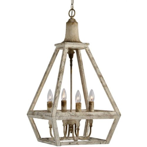 LF Warner 4 Light Pendant