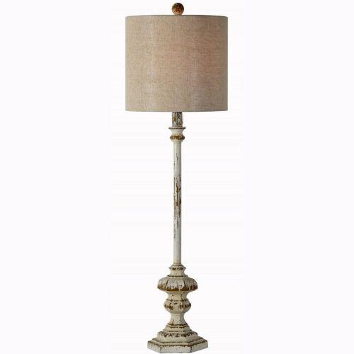 LA Clarke Buffet Lamp Set/2