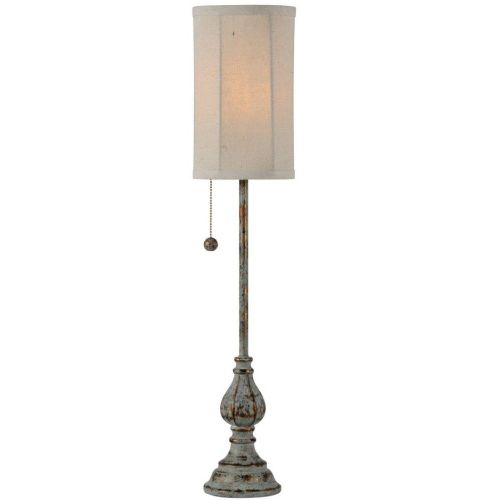 LA Millie Buffet Lamp Set/2