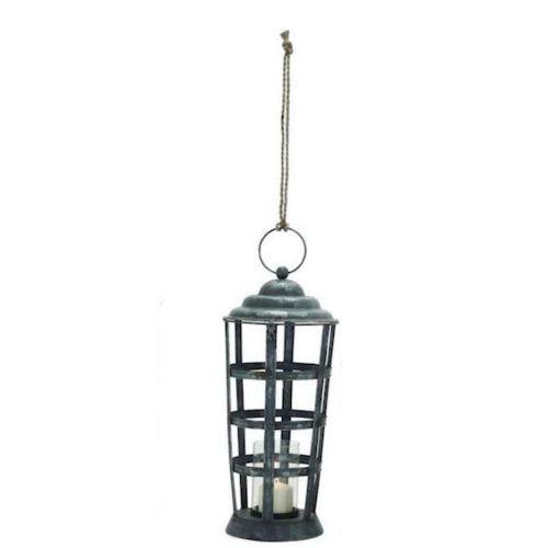 Lantern (Water Front Galvanized Large)
