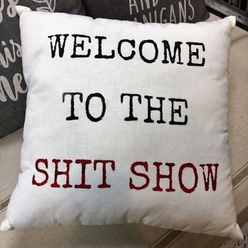 Pillow-Welcome To The Show