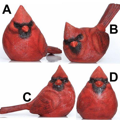 Cardinal Birds | Large
