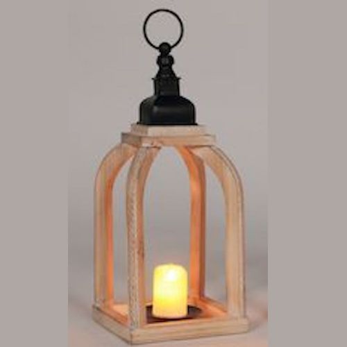 Lantern (Square Opened)
