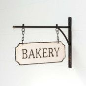 Sign Hanging Bakery