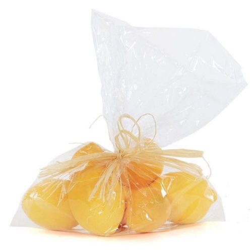Lemon Faux Lemons In Bag (7)