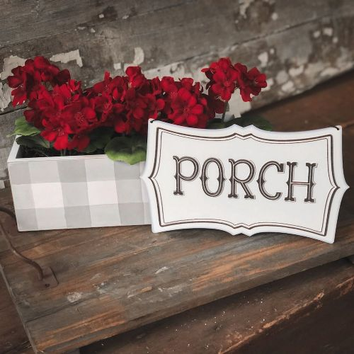 Hanging Porch Sign