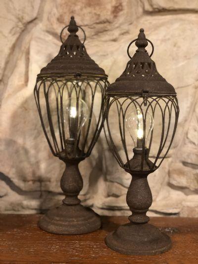 Lantern Wire LED Lantern (Large)