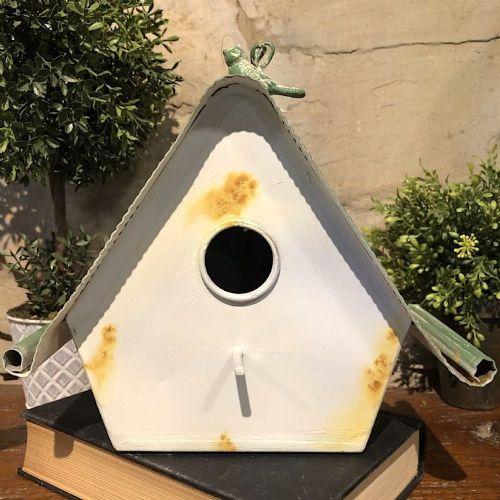 Birdhouse W/Green Roof