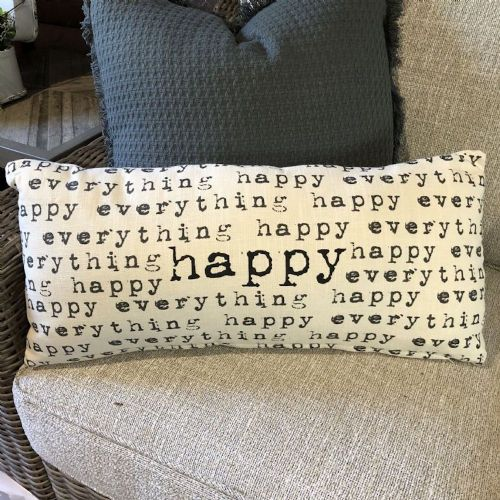 Pillow-Happy Repeating