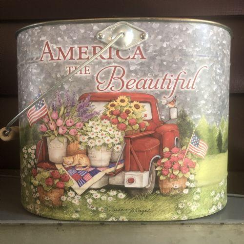 AC Set/3 Americana Buckets
