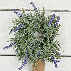 Candle Ring Lavender 1.5