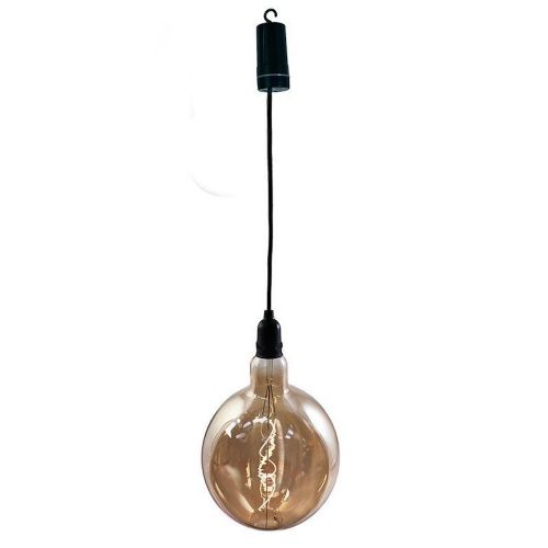 Battery Powered Vintage Oversized Bulb (Globe)
