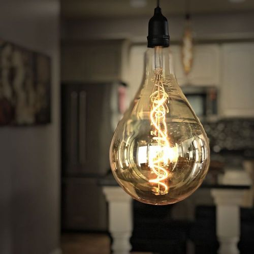 Battery Powered Vintage Oversized Bulb (Classic)