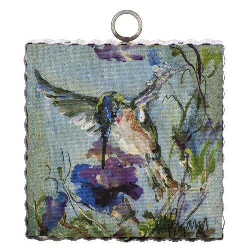 Mini Hummingbird Print