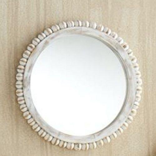 Beaded Mirror (Small)