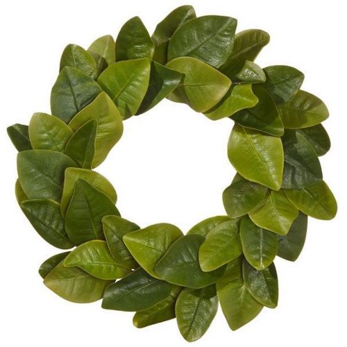 Magnolia Leaf Wreath 20