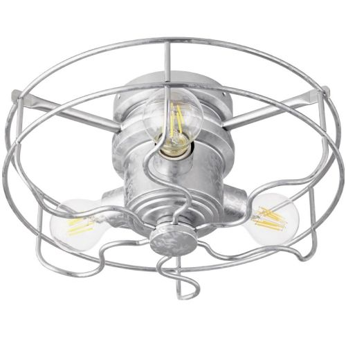 Windmill Light Kit Galvanized Finish