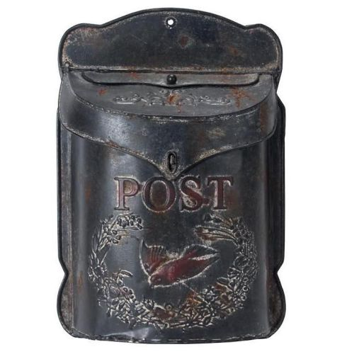 Vintage Metal Post Box