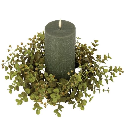 Candle Ring Eucalyptus 4.5