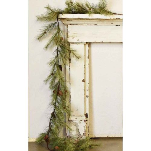 Northern Soft Pine Rope Garland