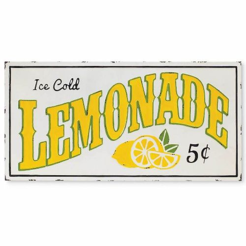lemonade sign 36 inch