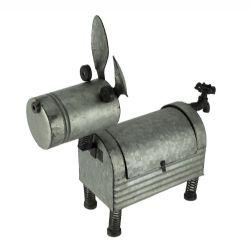 Pet Galvanized Dog Container
