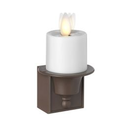 Fireless Candle Night Light (Electric)