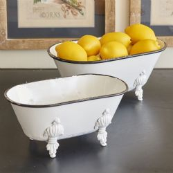 Enamelware Bathtub | Large