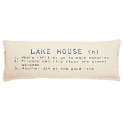 Pillow-Lake House Definition
