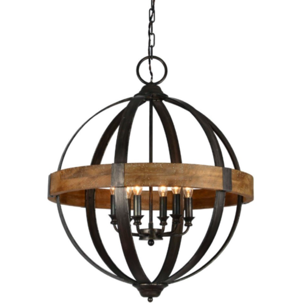 LF Bristol 6-Light Chandelier