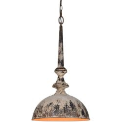 LF Lena 1 Light Metal Pendant