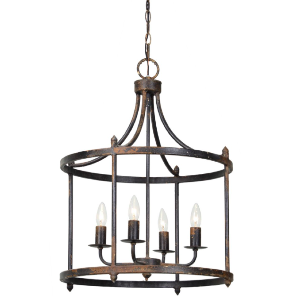 LF Arlington 4 Light Chandelier