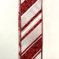 Red/White Striped 1.5