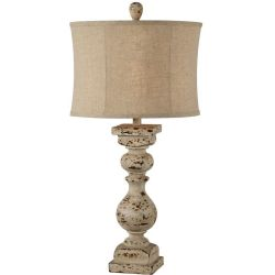 LA Cooper Table Lamp Set/2