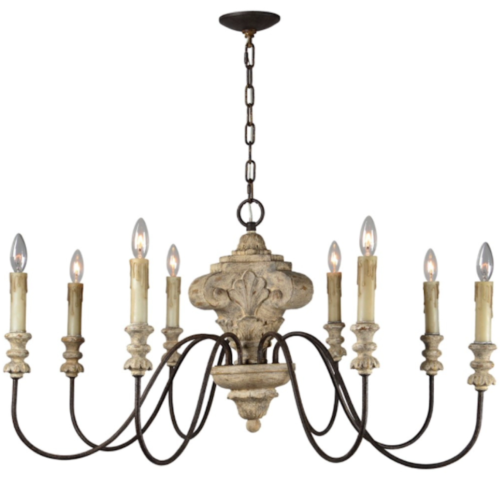 LF Celia 8-Light Chandelier