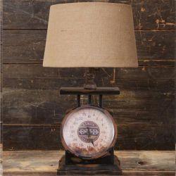 LA Vintage Scale Lamp