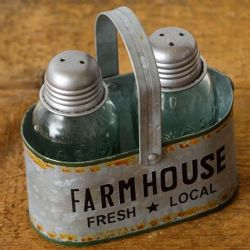 Farm House Salt & Pepper