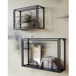 Lillian Wall Shelf Set/2