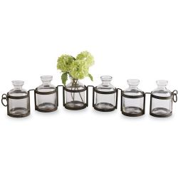 Articulated 7 Piece Table Vase Set